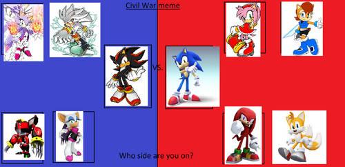 Sonic Civil War