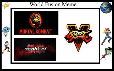 World Fusion Meme  Revamp