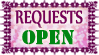 STAMP  requests open by Solceress-stamps