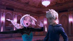 Jack and Elsa- Let It Go