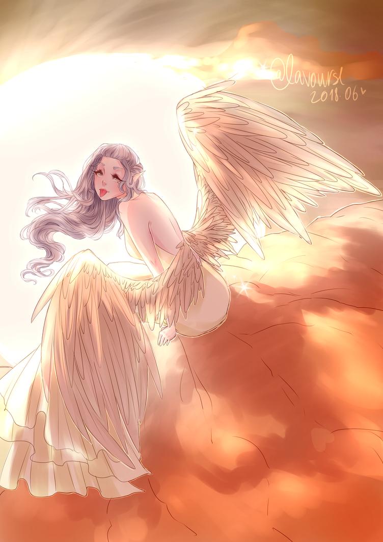 heaven by lavourse