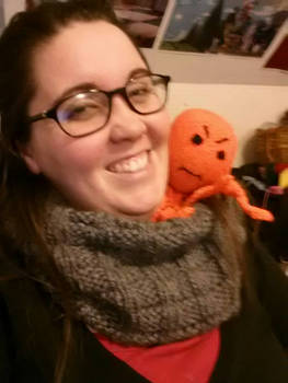 cowl and angry octopus