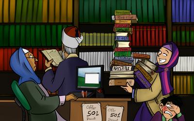 Books! by poecillia-gracilis19