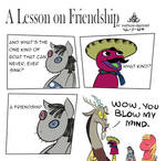 A Lesson On Friendship
