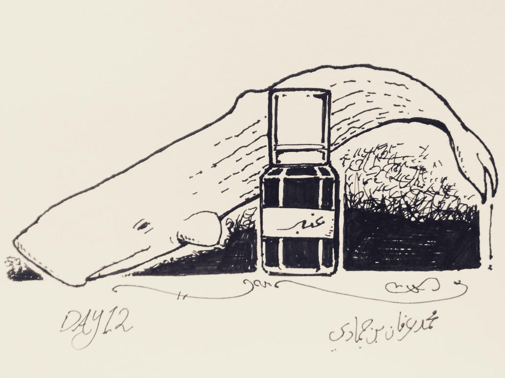 Inktober 2018 Day 12: Whale by poecillia-gracilis19