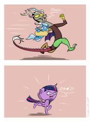 Prank Gone Too Far by poecillia-gracilis19
