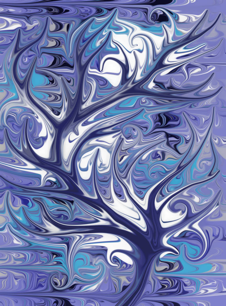 Swirling Branches by poecillia-gracilis19