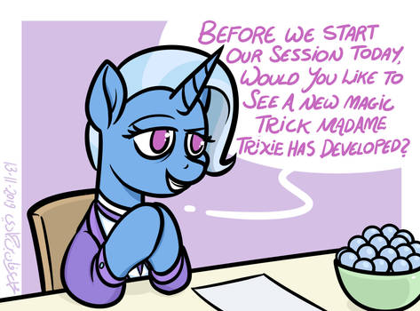 The Great and Professional Trixie