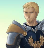 Dragon Age Origins - Alistair by Lyshantia