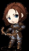 Dragon Age Origins - Leliana