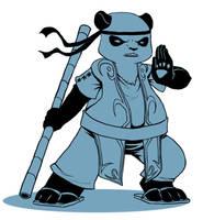 Heroes of Newerth Pandamonium by Lyshantia
