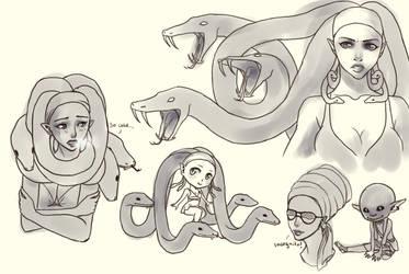 HA - Doodles