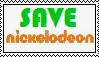 Save Nickelodeon Stamp by Mccraeiscook2017205