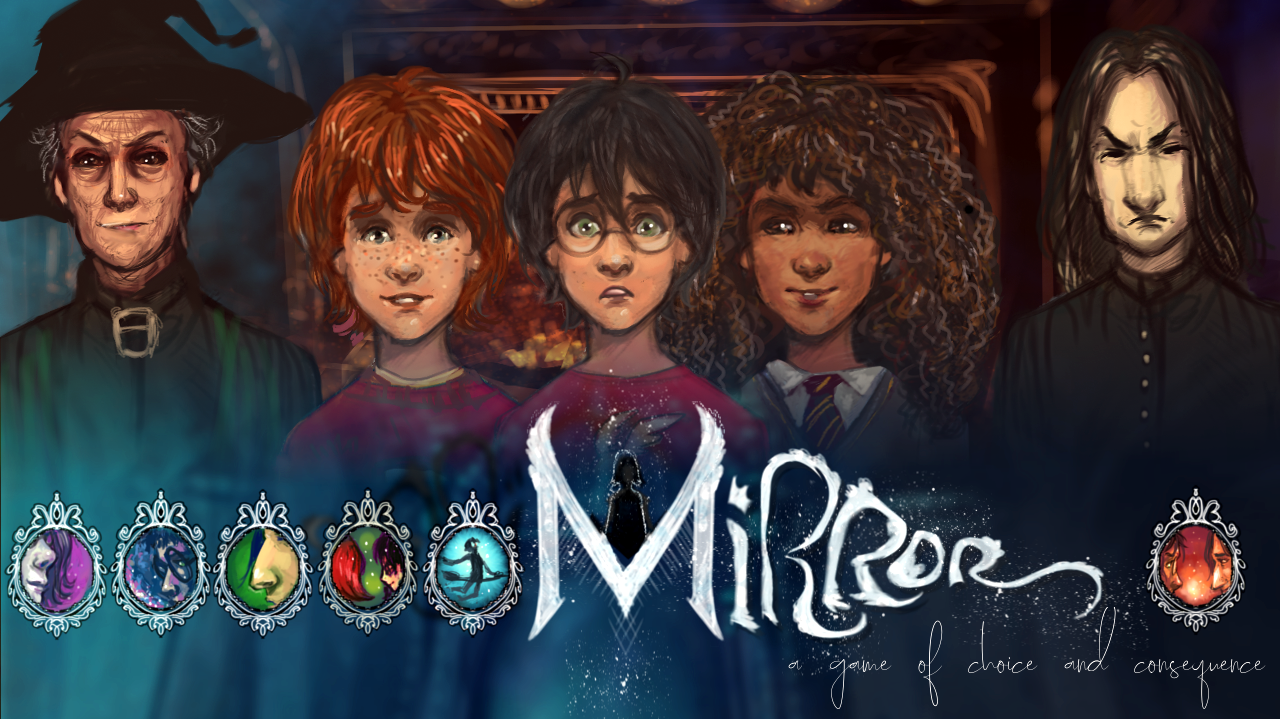 Mirror: a Game of Choice and Consequence by 6urn