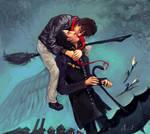 Saving Severus by 6urn