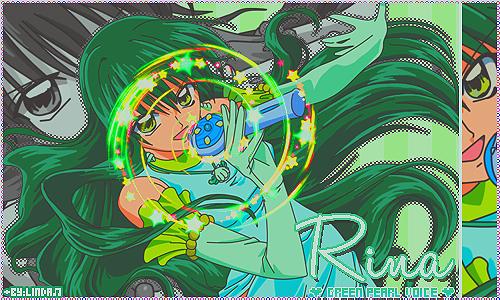 Green Pearl Voice by SakuriitaUsagiMoon