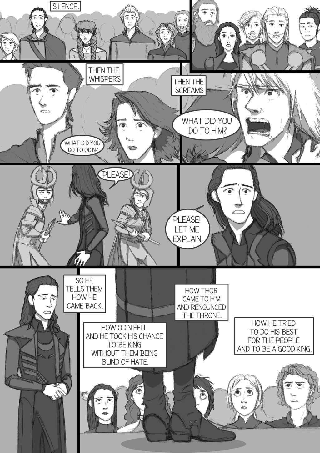 After Thor TDW - comic-fanfic - page 15 by DKettchen on