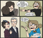Doctor Who - The Master has some issues