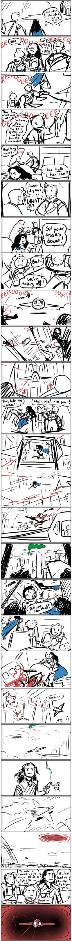 Ragnarok - page 21/? - Escape