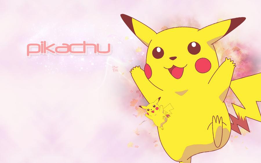 Pikachu Wallpaper by BreeIllidan on DeviantArt