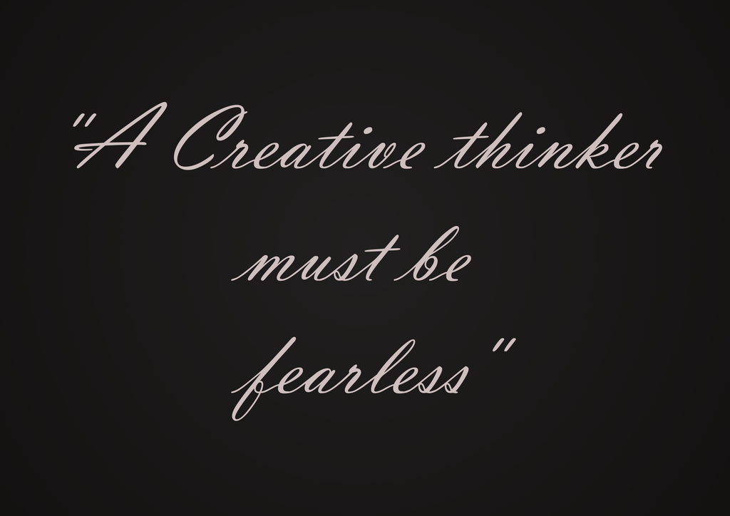 how to become creative thinker