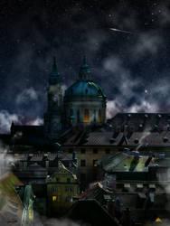 Prague Dom by MrLuksy
