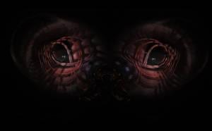 Eyes' watching you! by Helenartathome