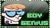 Dexter Laboratory Stamp