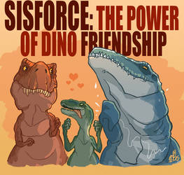 JURASSIC WORLD: SISFORCE by VanOxymore