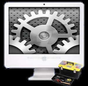 iMacG5 icon setting