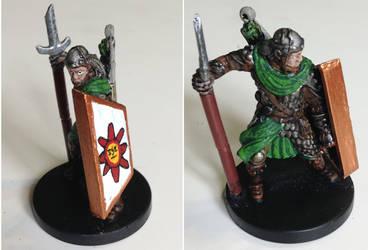 Dark Souls: Warrior of Sunlight by scanomon