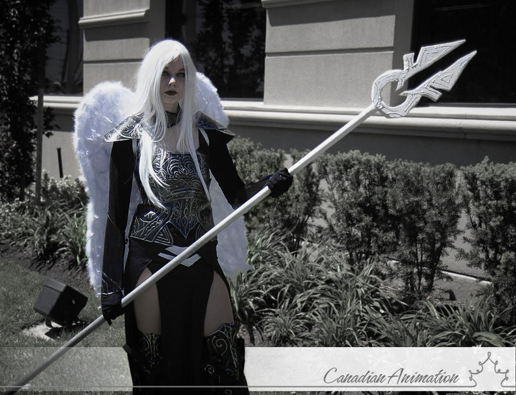 Avacyn, Angel of Hope by Kagura3