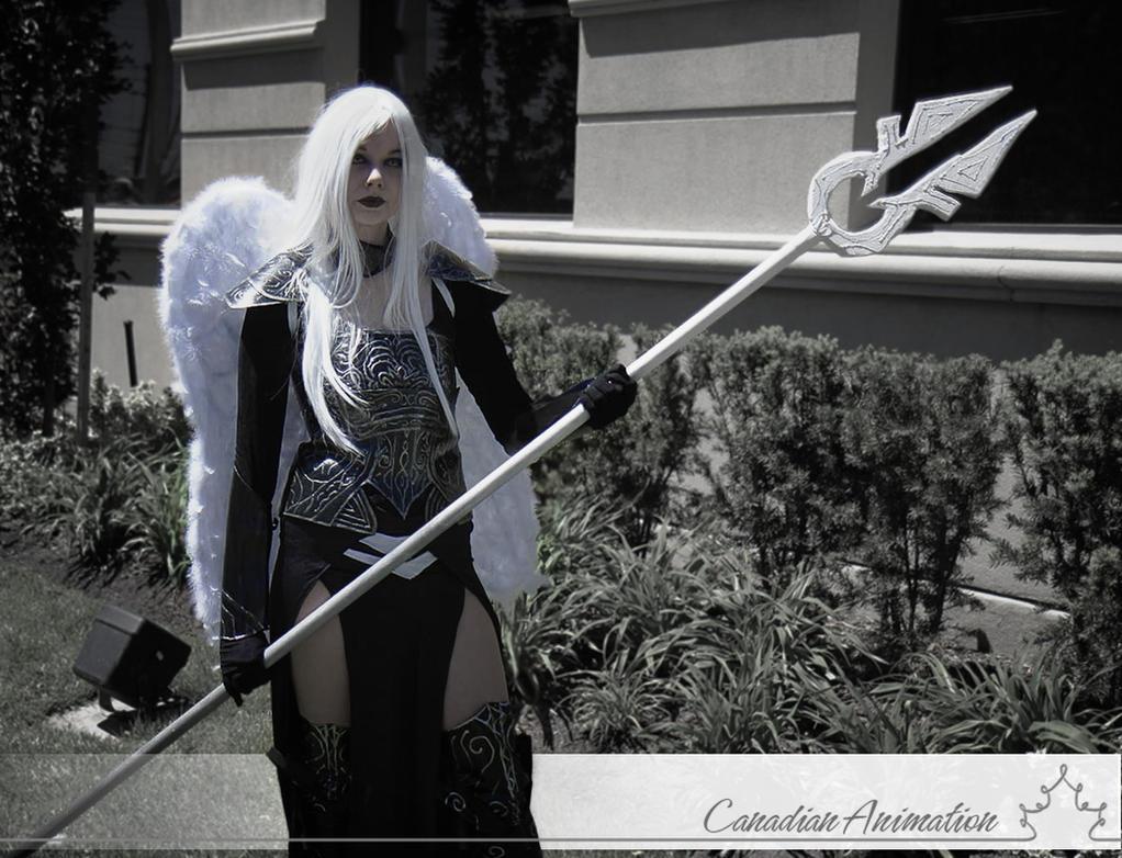 Avacyn, Angel of Hope by Kagura3