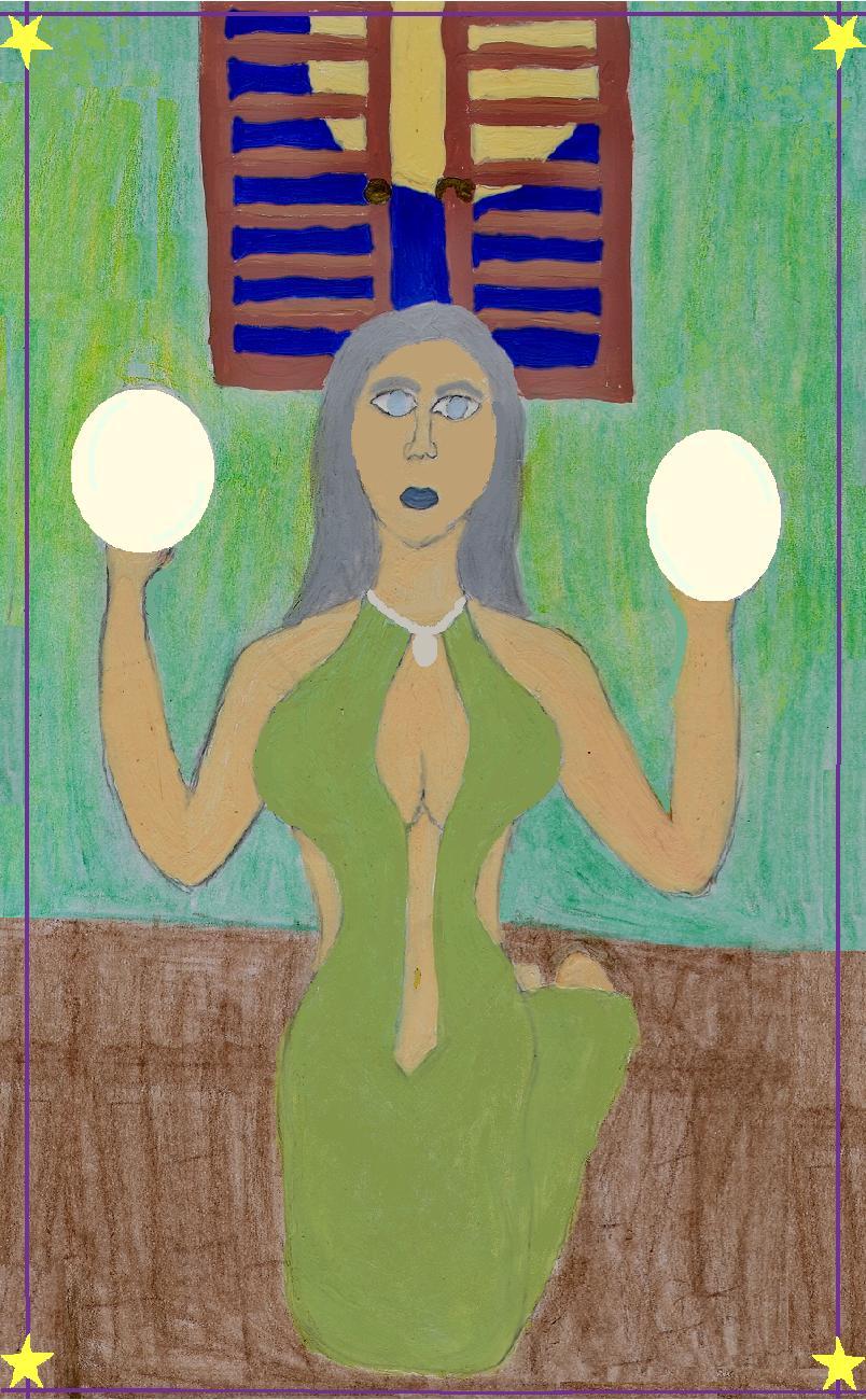 The Prophetess by DiamondLeaf