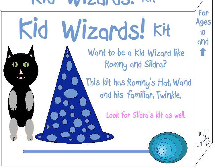 Wizard Kids by DiamondLeaf