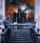 Starry Night Small