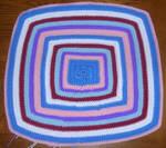 Mom's Blanket WIP