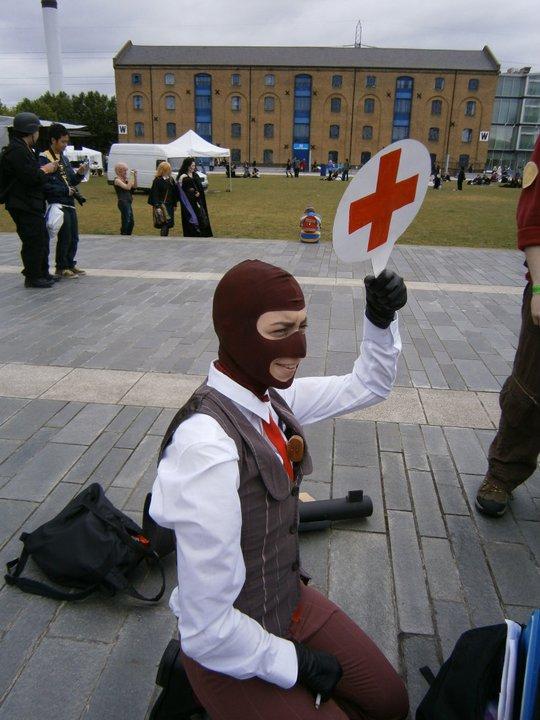 Medic? by FuzzyMoth