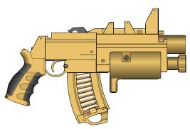 DeathBringer Gold by GrimReaper64