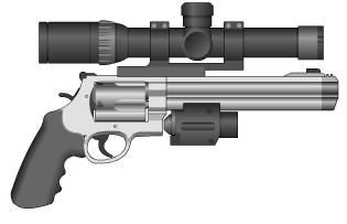 SW500 theyoungabstracter Custom by GrimReaper64
