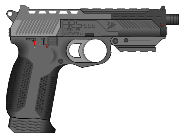 ARS-556 Commander Reference by GrimReaper64