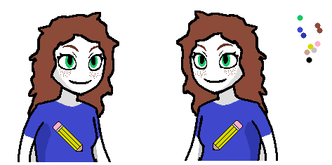 Talksprite: Me Edition by TheBookwormBakery