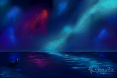 The ocean of the Spirit