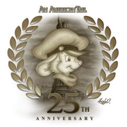 AAT 25th Anniversary Fan Logo