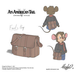 AAT V Project - Fievel's Bag Concept by Maxl654