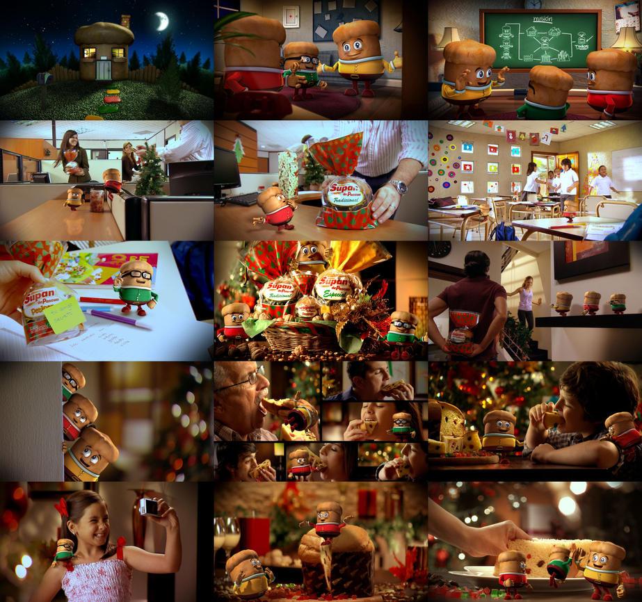 Los mensajeros de la navidad by 9r3K0