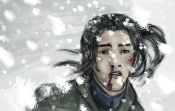 Flying dagger by NAM-KE