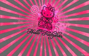 Hello Kitty by suriyo