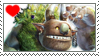 majin stamp by generationm