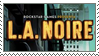 la noire stamp by generationm